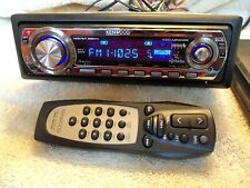 Kenwood KDC-MP4028,CD/MP3 Player In Dash Stereo Receiver