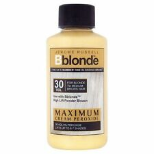 Jerome Russell Bblonde Cream Peroxide 30 Vol 9% 75 ml