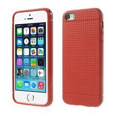 Skin für Apple iPhone in Rot