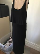 SZ 10 S COUNTRY ROAD MAXI DRESS *BUY FIVE OR MORE ITEMS GET FREE POST