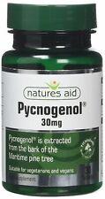 PYCNOGENOL® Pycnogenol 30mg x 30 tabs - Natures Aid