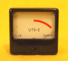 TAB U73 U73b VU Meter Instrument U73-2  SUPER RARE !