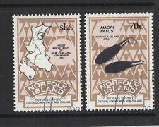 1993 Norfolk Island SG 560/1 fu set