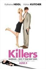 KILLERS Movie POSTER 27x40 D Katherine Heigl Ashton Kutcher Catherine O'Hara Tom