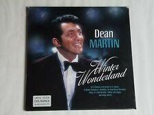 SEALED DEAN MARTIN WINTER WONDERLAND 180 GRAM AUDIOPHILE COLOURED VINYL LP