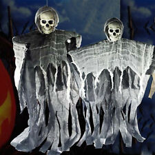 Christmas Party Hanging Decoration Hooded Skeleton Skull Ghost Garden Decoration