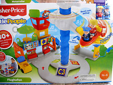 Fisher-Price - Little People Flughafen, Mattel DGN26