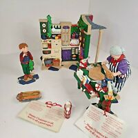 DEPT 56 Collectibles / All Throughout The House / 3 Piece Bundle