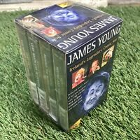 James Young 4 Cassette Tape Pack - Northern Ireland Comedy - Our Jimmy - Ulster