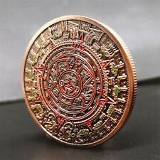 Sammlermünzen Andenkenmünzen Gedenkmünze Maya Kalender Fertigkeiten Münzen