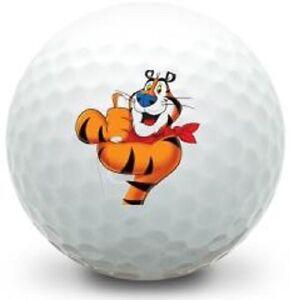 3 Dozen Callaway Mix Mint AAAAA (TONY THE TIGER CLASSIC LOGO) Used Golf Balls