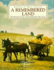 A Remembered Land: Recollections of Country Life, 1880-1914 by Street, Sean