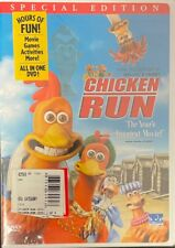 Chicken Run Dvd Brand New Shrink wrapped