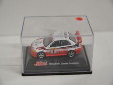 33 ) Schuco - Mitsubishi Lancer Evolution   - 1:72