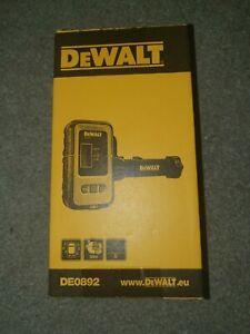DEWALT DE0892 Laser Detector