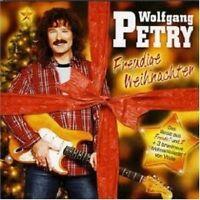 "WOLFGANG PETRY ""FREUDIGE WEIHNACHTEN"" CD 22 TRACKS NEU"