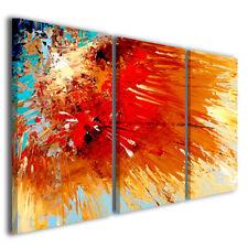 Quadri moderni Eskape colors quadro astratto stampe su tela casa arte design