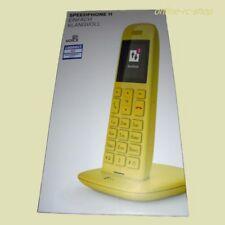 Telekom Telefon Speedphone 11 gelb DECT CATiq für Speedport VoIP Mobilteil