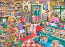 The House Of Puzzles 1000 PIECE JIGSAW PUZZLE General Store Find The Differences