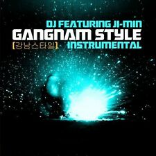 DJ Featuring Ji-Min, DJ Party - Gangnam Style [New CD] Extended Play, Manufactur