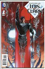 SUPERMAN LOIS AND CLARK #1 TONY DANIEL VARIANT 1:25 1ST SUPERBOY DC NM
