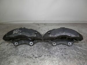 2015-2019 Ford Mustang GT Front Left & Right Brembo Calipers