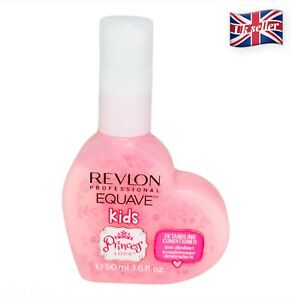 NEW REVLON EQUAVE kids princess look detangling conditioner spray 1 available