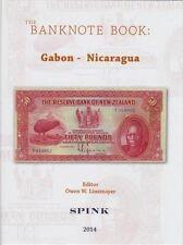 The Banknote Book, Gabon-Nicaragua, Volume 2