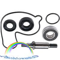 BH-Motor New Water Pump Shaft Repair Kit For Yamaha WR400F WR426F WR450F YZ400F YZ426F YZ450F 1998-2014