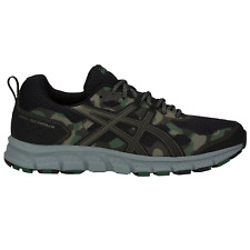 Asics Gel Scram 4 Trail Zapatos Zapatillas deportivos negro camuflaje 1011A04002