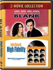 Grosse Pointe Blank & High Fidelity [New Dvd] 2 Pack