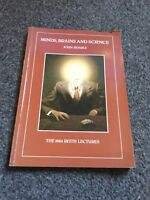 Minds, Brains and Science: The 1984 Reith Lectures by Searle, John R. Paperback