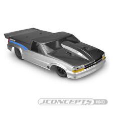 JConcepts 2002 Chevy S10 Drag Truck Street Eliminator Drag Racing Body (JCO0413)