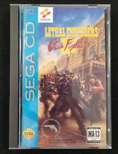 Lethal Enforcers II: Gun Fighters **SEGA CD**USED**