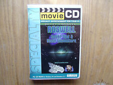 Roswell: Cover-Ups and Close Encounters (Rare CD-Rom, 1997 2 Disc Set) Windows95