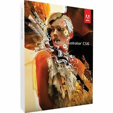 Adobe Illustrator CS6 Windows deutsch VOLL MWST BOX RETAIL KARTON Vektorgrafik