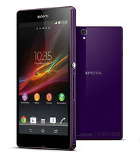 "New Original Unlocked Sony Xperia Z C6603 / L36h 5.0"" 16GB LTE Smartphone Purple"
