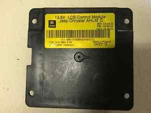 OEM Jeep Grand Cherokee Compass Dodge Durango LCS Control Module 61A-3002-0882