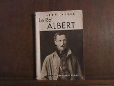 Léon Leyder/ Le Roi ALBERT