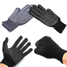 2pcs Heat Proof Resistant Protective Gloves for Hair Styling Tool Straightener V