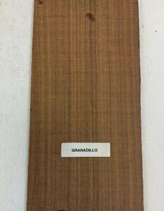 (3) en Gros Lot De 3, Granadillo Fixation Bandes Bois Bâtons Luthier Lutherie