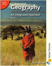 Geography An Integrated Approach by David Waugh (Paperback, 2009)