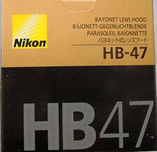 Nikon HB-47 lens hood for AFS 50mm F1.4G Genuine  New