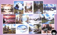 BOB ROSS, 3-disc DVD SET, Series 11 Teaches13 Paintings