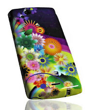 Silicona TPU, móvil, funda Design nº 3 Sony Ericsson Xperia Arc-Arc S