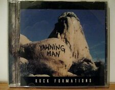 YAWNING MAN Rock Formations CD OOP Fatso Jetson, Queens of the Stone Age, Kyuss