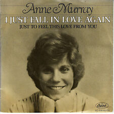 """7"""" 45 TOURS HOLLANDE ANNE MURRAY """"I Just Fall In Love Again +1"""" 1978"""