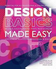 Design Basics Made Easy: Graphic Design in a Digital Age (Made Easy (Art)) by Ga