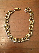 Braccialetto - Bigiotteria /  Gold imitation bracelet.