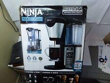 Ninja Coffee Bar CF080CCO with Glasses Carafe and Ninja Easy Frother NEW
